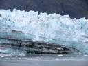 Glacier meets the sea