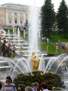 Fountains of Peterhof