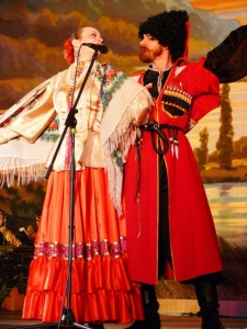 Cossack Dancers