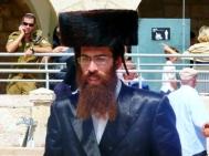 06 Jerusalem 7 - Orthodox Jews