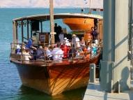 On Jesus Boat