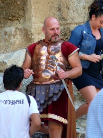 Centurion at large