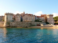 Korcula fortifications