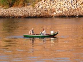 Nile fishermen