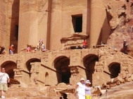 15-15 Petra scenes