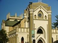 3 Santiago church