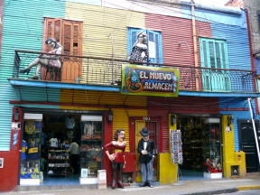 07 Montevideo & Buenos Aires08 La Boca