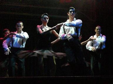 07 Montevideo & Buenos Aires17 Tango Show