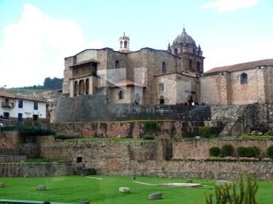 10 Cuzco09 Inca's Golden Palace