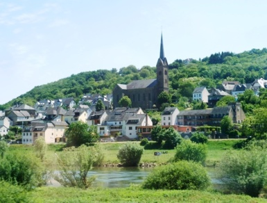 Moselle River Valley scenes