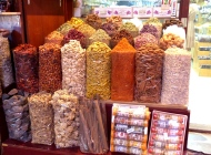 Dubai spice markets