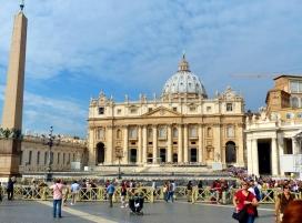blog6-01 St Peter's Basilica