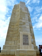 blog12-14 Gallipoli - NZ Memorial