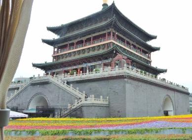 10-22 Xi'an - Ming walls