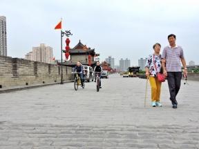 10-24 Xi'an - Ming walls