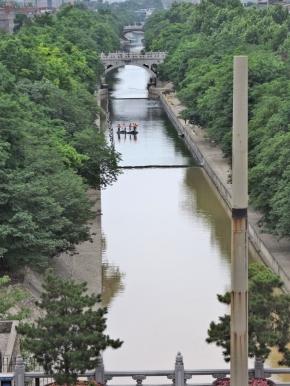 10-26 Xi'an - Ming walls