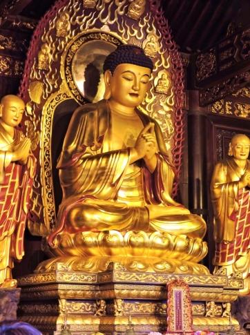 10-31 Xi'an - Wild Goose Pagoda