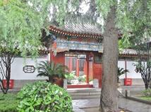 10-34 Xi'an - Wild Goose Pagoda