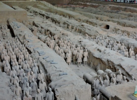 10-37 Xi'an - Terracotta Warriors