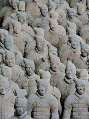 10-38 Xi'an - Terracotta Warriors