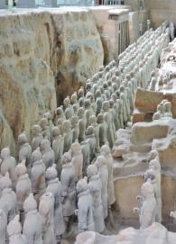 10-40 Xi'an - Terracotta Warriors