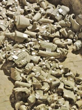 10-42 Xi'an - Terracotta Warriors