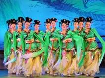 10-52 Xi'an - Tang Dynasty Show