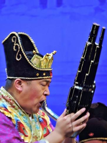 10-53 Xi'an - Tang Dynasty Show