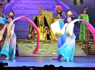 10-55 Xi'an - Tang Dynasty Show