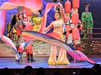 10-56 Xi'an - Tang Dynasty Show