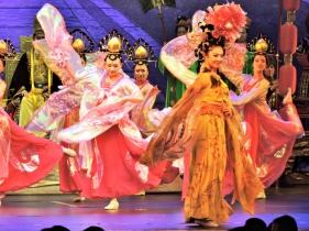 10-57 Xi'an - Tang Dynasty Show