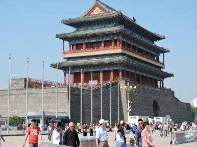 11-01 Beijing - Tiananmen Square