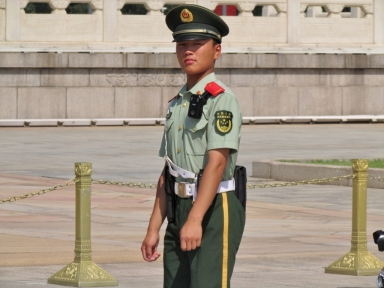 11-06 Beijing - Tiananmen Square
