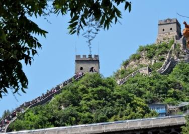 12-04 Beijing - Great Wall