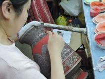 12-11 Beijing - cloisonné