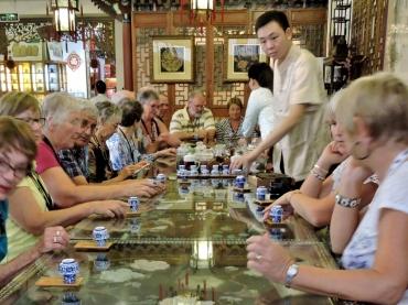 12-13 Beijing - tea ceremony