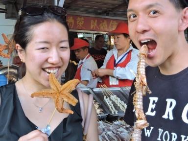 12-27 Beijing BBQ - gag!