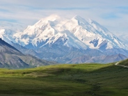 Mt McKinley in all its glory!