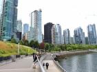 Last glimpse of Vancouver!