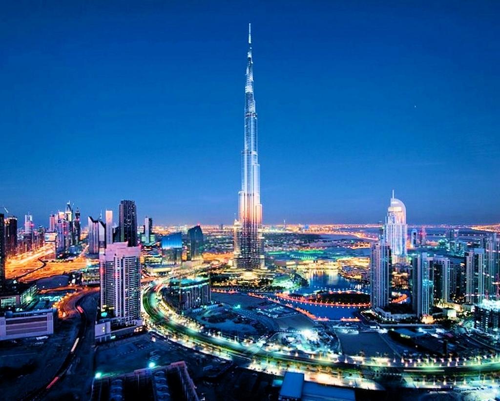 01 Burj Kalifa - Dubai