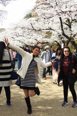 01-04 Tokyo - Sakura-Cherry Blossom Festival (685x1024)