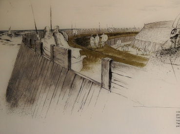 06-19 Arhus-Viking ring fortress-artist's reconstruction (1024x768)
